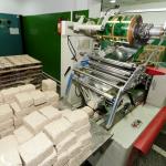 Фосовочное отделение производства халвы