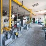Завод по производству халвы