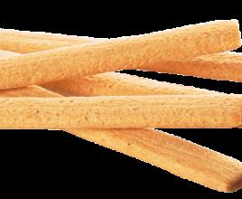 Трубочки «Бамбук» с шоколадной начинкой. (П/пропилен-250 гр)