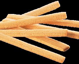 Трубочки «Бамбук» со сливочной начинкой. (Гофратара-3 кг)
