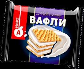 Вафли Пломбир 100 г